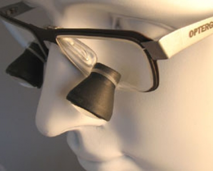 Tandartsbril