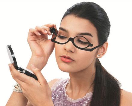 Make-up bril