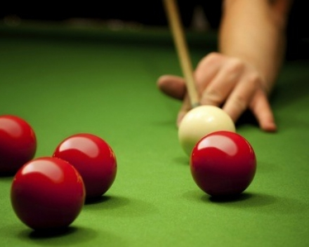 Biljart- en snookerbril