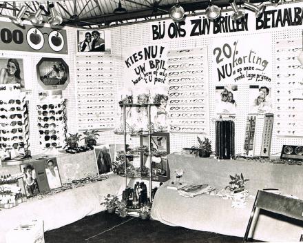 Handelsbeurs Waasmunster anno 1980