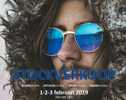 STOCKVERKOOP zonnebrillen / optische brillen / kinderbrillen / sportbrillen