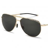 Porsche Design iconische Patrick Dempsey zonnebrillen.