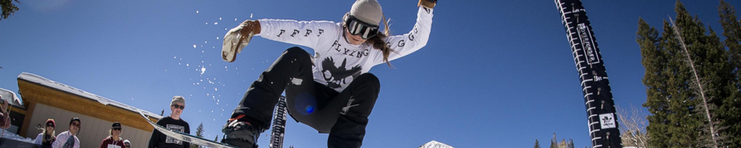Skiën en snowboarden
