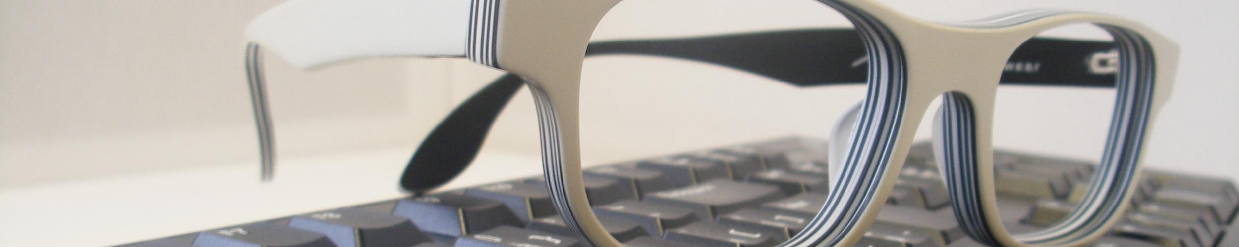 Computer -en kantoorbrillen
